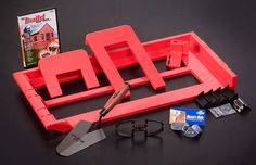 The New Bricky® :: Wall Building Tool Bundle Deals.