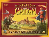 The Rivals for Catan was released in German in September of 2010, on the 15th anniversary of the original card game. An English edition was released in the fourth quarter of 2010. The designer of the game, Klaus Teuber, has stated that he completely reworked many of the original card game's mechanics to make it easier for newcomers to play the game.
