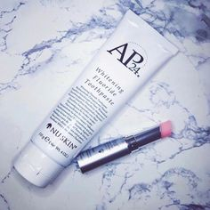 AP 24 Anti-Plaque Fluoride Toothpaste uses a safe, gentle form of fluoride to remove plaque and protect against tooth decay. Nu Skin, Whitening Fluoride Toothpaste, Best Toothpaste, Apple Cider Vinegar For Skin, Ap 24, Natural Skin Whitening, Whitening Face, Dark Spots On Skin, Teeth Care