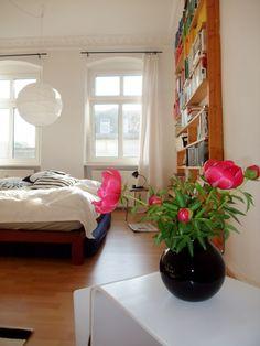 Schlafzimmer, Altbau