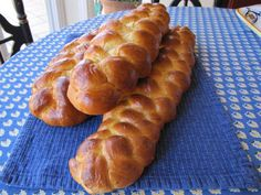 Challah Bread Part 1: How to Make Challah Dough