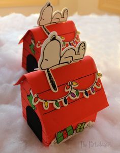 The Partiologist: A Charlie Brown Christmas Party!