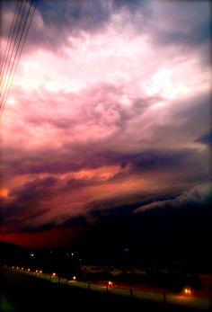 Kefalonia sky,