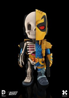 Now available on our store: XXRAY : DEATHSTROKE Check it out here! http://moretoysmy.com/products/xxray-deathstroke?utm_campaign=social_autopilot&utm_source=pin&utm_medium=pin