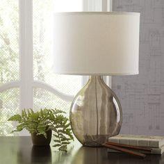 Riverston Glass Table Lamp #birchlane