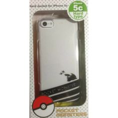 Pokemon Center 2014 Pikachu iPhone 5c Mobile Phone Hard Cover Version #3