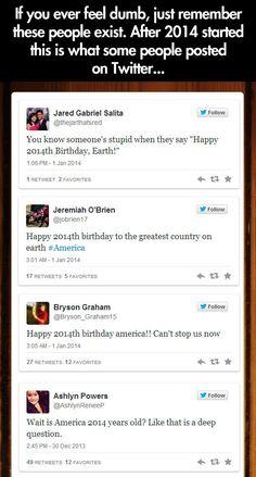 Lol stupid people