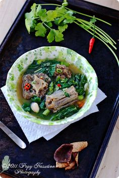 Hawaiian Oxtail Soup Recipe...I MUST EAT THIS!!!!!!!!!!!!!!!!!!