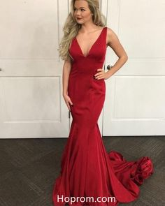 d2d7ab8ede Best Prom Dresses. Simple Tank Straps Mermaid Prom Dresses 2018 Evening  Dresses