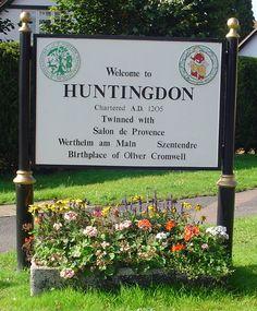 Huntingdon, Cambs