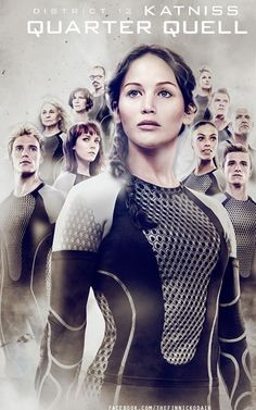 The tributes if the 75th annual Hunger Games.