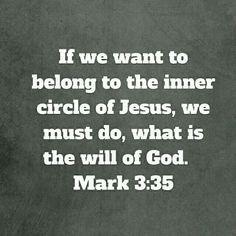 Jesus Inner Circle