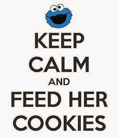 Humor Grafico: Informacion sobre el uso de Cookies y el Monstruo de las Galletas