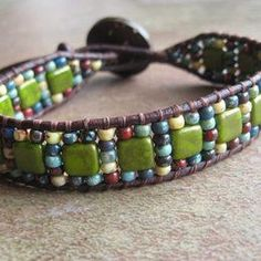 Image result for beautiful seed bead superduo designs