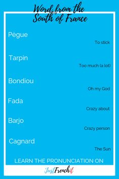 Made In France Barjo Fr : france, barjo, French, Phrases, Ideas, Phrases,, Expressions,, Vocabulary