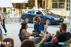 Ο Αύγουστος μοιάζει παραμυθένιος στην πόλη όταν είσαι με φίλους στο @[OLDstr. Downtown Bar] και πίνεις το καφεδάκι σου στη όμορφη πλατεία!! 