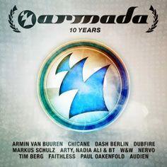 VA - 10 Years Armada - 2013 ¦ Direct Links