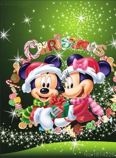 Free Mickey and Minnie Mouse Christmas Mickey Mouse Christmas, Christmas Cartoons, Mickey Mouse And Friends, Mickey Minnie Mouse, Merry Christmas Pictures, Merry Christmas Wallpaper, Christmas Wishes, Mickey Mouse Wallpaper, Disney Wallpaper