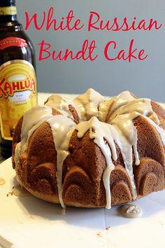 White Russian Bundt Cake                                                                                                                                                                                 More