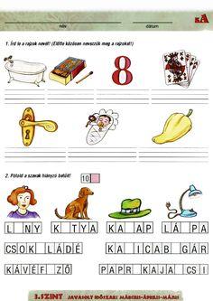 Fotó: Dysgraphia, Dyslexia, Prep School, Worksheets, Teaching, Education, Comics, Arabic Language, Alphabet