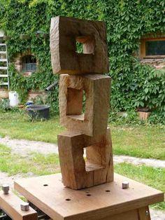 Fantastisch Skulpturen Aus Holz Für Den Garten   Google Suche