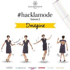 Louis Antoinette #hacklamode - Par ici pour télécharger le patron : http://social-sb.com/z/hacklamodes2-imagine-louisantoinetteparis 1 500€ de cadeaux à gagner ! - https://pro.iconosquare.com/detail/fr/hacklamodeS2-LouisAntoinette/new/grid