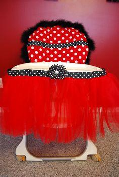 Lunares rojos Minnie Mouse Ladybug o Olivia por DivaBabyDesigns, $70.00