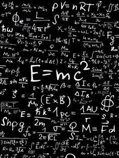 """Formula One: E = On Sept. Albert Einstein's paper """"Does the… Graffiti Wallpaper Iphone, Black Phone Wallpaper, Pop Art Wallpaper, Screen Wallpaper, Mobile Wallpaper, Iphone Wallpaper, Project Mc2, Desktop Wallpapers Tumblr, Science Display"""