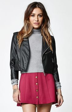Ponte Button Front Skirt Boxing Day Sales f2b03f9737