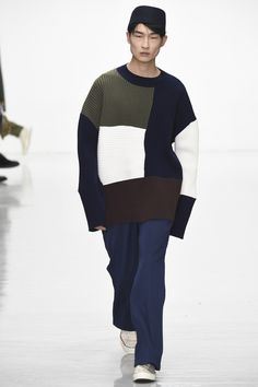 Agi & Sam Fall 2016 Menswear Fashion Show