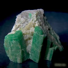 """Emerald deposits are found all over the world, the primary mines being in parts of USA, Brazil, Madagascar, Africa, India and Australia.    Emeralds - Their use and their origins have been traced back to India and Egypt, to about 5000 years ago with the name being derived from the Greek word 'smaragdos' meaning the 'green stone'. The 2205 carat """"jug"""", cut from a single crystal in the Viennese treasury is one of the famous crystals. The May birthstone and the stone for 20th and 35th…"""
