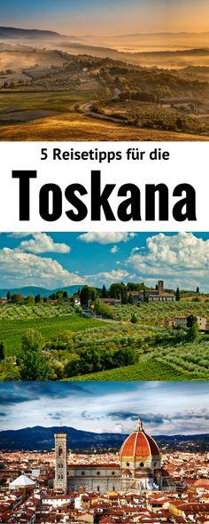 Wer Urlaub in der Toskana machen möchte, kann dabei schöne Stadttouren machen, sich Weingüter anschauen und noch vieles anderes. Die besten Events haben wir einmal zusammengeschrieben.