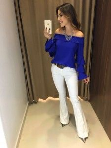 Arrase no look! Casual Work Outfits, Basic Outfits, Work Casual, Casual Chic, Casual Looks, Outfits 2016, Spring Outfits, Fashion Outfits, Business Outfits Women