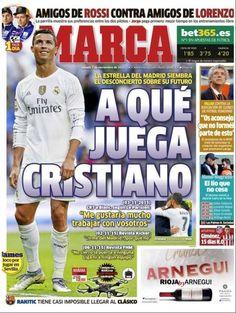 Rassegna stampa estera: Ronaldo flirta col PSG - http://www.maidirecalcio.com/2015/11/07/rassegna-stampa-estera-ronaldo-flirta-col-psg.html