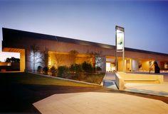 UMass Amherst - Fine Arts Center Plaza