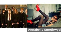 Annabelle+Smethwyck+ +What+is+your+Hogwarts+Life+like?+*long+results*