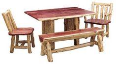 Log wall shelf restaurant decor pinterest reciclado for Muebles de cocina alve
