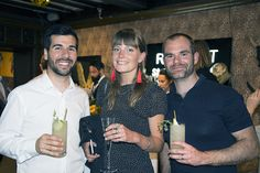 Staff at the Rockett St George Housewarming Launch Party at Liberty London #rockettstgeorge #liberty #london #libertylondon #launch #event #housewarming #city #rsg #interiors #interior #homeware #home #house #inspiration #customer #party #cocktails #alcohol #glitter