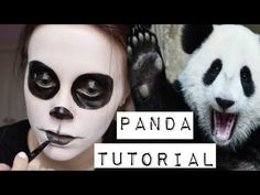 panda makeup pinteres. Black Bedroom Furniture Sets. Home Design Ideas