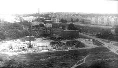 Стройка здания ГТРК