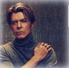 vezzipuss.tumblr.com — David Bowie, Circa 2002 〰️〰️