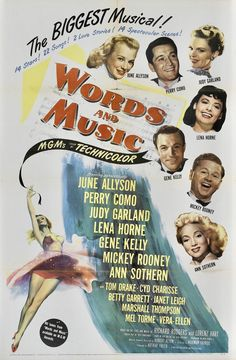 Words and Music (MGM, 1948)