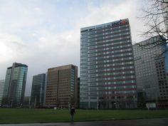 ING Bank kantoor De Entree Amsterdam Zuidoost