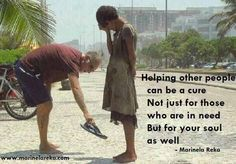 Your Saturday goal! Do this today. Go out of your way to help someone. You'll feel great afterwards too! Win win!