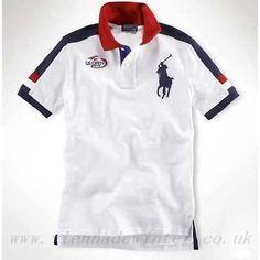 Cheap ralph lauren polo shirt, sale custom fit us open big pony polo ralph lauren 20 white #sf1000-0538, polo ralph lauren shirts for men genuine