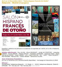Salon hispano frances de otono 2013