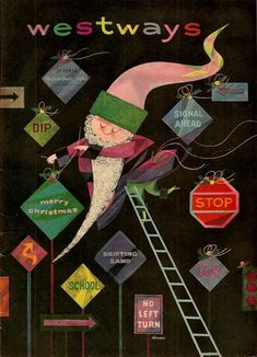 harry o diamond westways Dec 1953