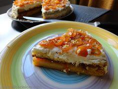 Tarta chiffon de kumquat y nata Pie, Desserts, Food, Custard, Pies, Torte, Tailgate Desserts, Cake, Deserts