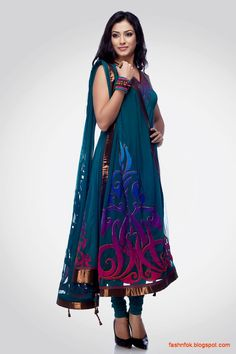 Indian Dress Designs | Fashion & Fok: Anarkali Indian Umbrella Fancy Frocks-Anarkali Churidar ...