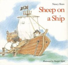 Modern fantasy- THis book talks about how sheep are running a ship. This is good in a classroom to teach about pirates and also teach about fantasy Sh Sound, Children's Literature, Freelance Illustrator, Fantasy Books, Book Activities, Therapy Activities, Therapy Ideas, Learning Resources, Paperback Books